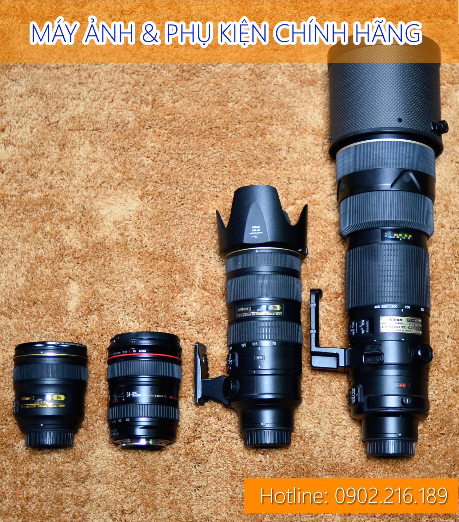 Máy ảnh và máy quay