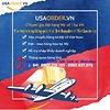 Vận chuyển hàng không quốc tế từ New Hampshire về Việt Nam tin cậy