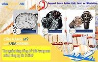 Order đồng hồ thời trang nguồn hàng đồng hồ nam nữ chính hãng