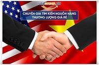 Tìm hàng Mỹ và đàm phán đặt hàng chính hãng U.S tin cậy