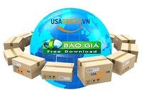 USAOrder Downloads Bảng Giá Tiền Phí Ship Hàng Từ Mỹ Về Việt Nam