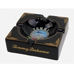Gạt Tàn Cigar - Tommy Bahama Cigar Band Ceramic Table Top Ashtray
