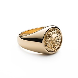 Nhẫn - GOLD LION RING