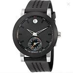 MOVADO Museum Sport Motion Black Dial Smartwatch