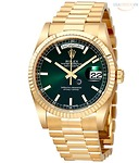 Day Date Champagne Dial Automatic 18K Yellow Gold Automatic Watch