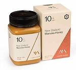 Three Peaks Manuka Honey New Zealand - Certified UMF 10+ - 17.6 oz (500gm)