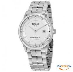 Luxury Automatic Silver Dial Men's Watch Genuine Jomashop