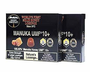 100% mật ong Manuka ở dạng rắn, gói Twin Value có giá trị UMF 10+