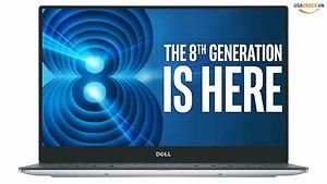 Bán Dell XPS 13 9360 2017 13.3 inch Windows 10 nhập khẩu giá rẻ