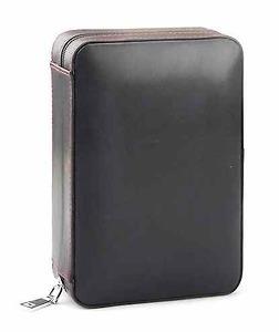Hàng chính hãng Galiner Genuine Black Soft Leather Travel