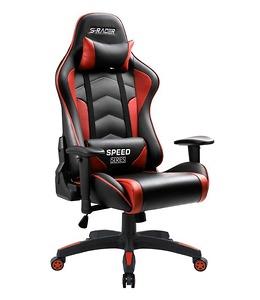 Homall Gaming Chair Racing Ghế Xoay với Tựa Đầu và Hỗ Trợ Thắt Lưng