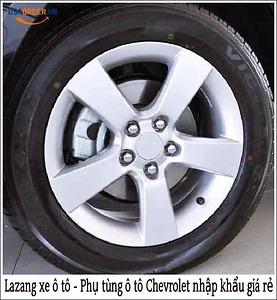 Lazang xe ô tô - Phụ tùng ô tô Chevrolet nhập khẩu giá rẻ
