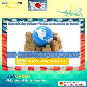 Nhập khẩu hàng từ Nhật về Việt Nam chuyên nghiệp, tận tâm