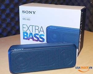 Loa di động Sony SRS-XB3 chính hãng giá ưu đãi