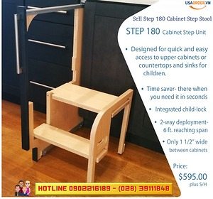 Sell Step 180 Cabinet Step Stool Go USAOrder