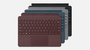 Surface Go + Type Cover + Office 365 Bundle