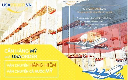 Nhận nhập khẩu hàng từ Mỹ về Việt Nam giá rẻ