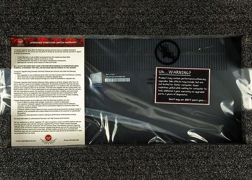 Lenovo ThinkPad X1 Extreme Core i7-8850H / 32GB / 1TB / UHD / GTX 1050Ti / Win 10 - USA