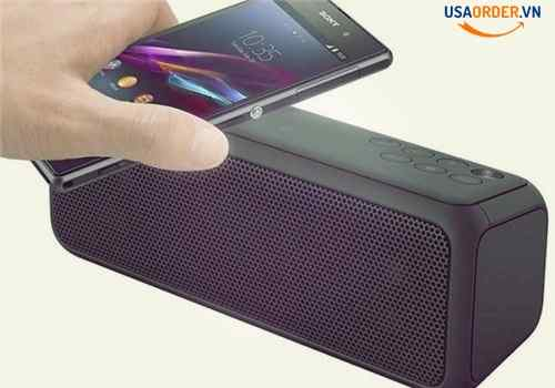 Thiết kế loa di động Sony SRS-XB3 rất sang trọng