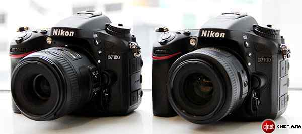 Nikon D7100 được pha trộn thiết kế thẩm mỹ của D700 và D600