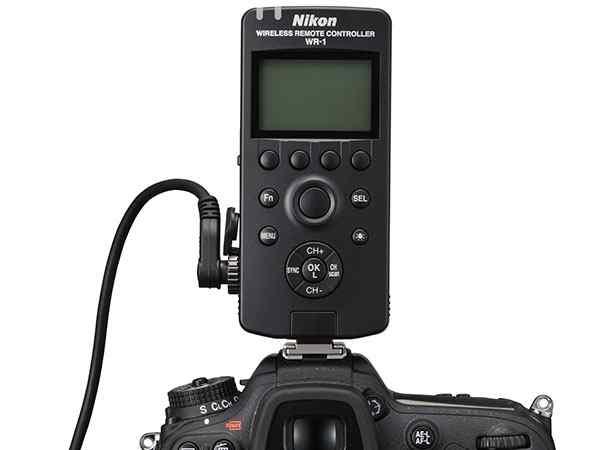Bộ phụ kiện Wireless của Nikon D7100