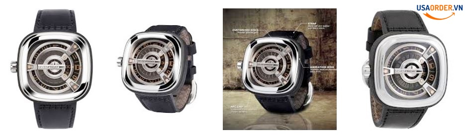 SEVENFRIDAY M1/03 WATCH TECHNICAL DETAILS