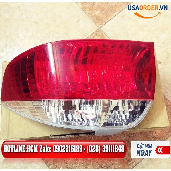 Đèn hậu ô tô vios 2003 nhập khẩu chính hãng, giá tốt