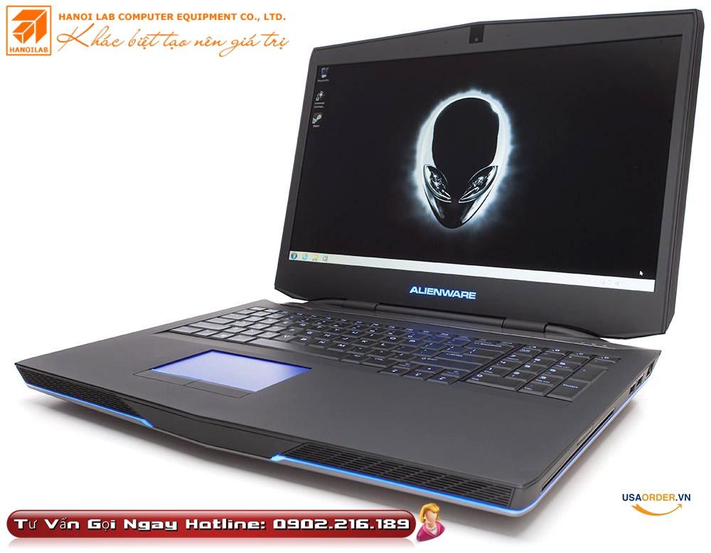Giá bán Dell Alienware 17 R5 2018 Core i9 17.3 inch Giá ưu đãi