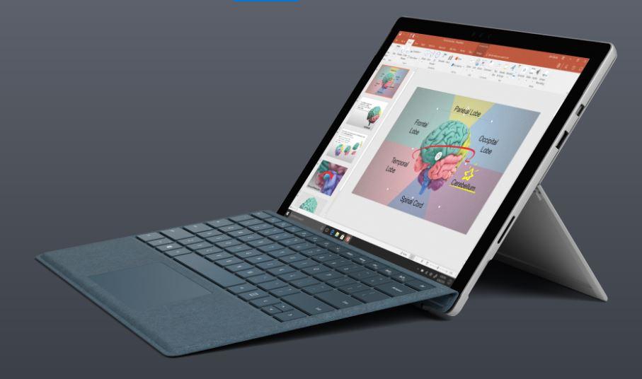 """Hàng chính hãng Microsoft Surface Go - 10"""" Touch-Screen"""