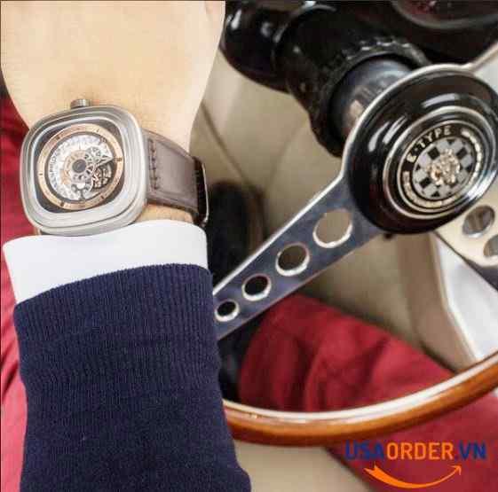 Với thương hiệu USAOrder.vn là một trong những Website đặt hàng đồng hồ Hàng Chính Hãng Order Seven Friday M1/03 là doanh nghiệp uy tín nhập khẩu chính hãng thương mại điện tử số 1 ở Việt Nam.