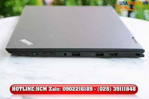 Thiết kế Lenovo ThinkPad X1 Yoga mỏng nhẹ, cao cấp và bền bỉ