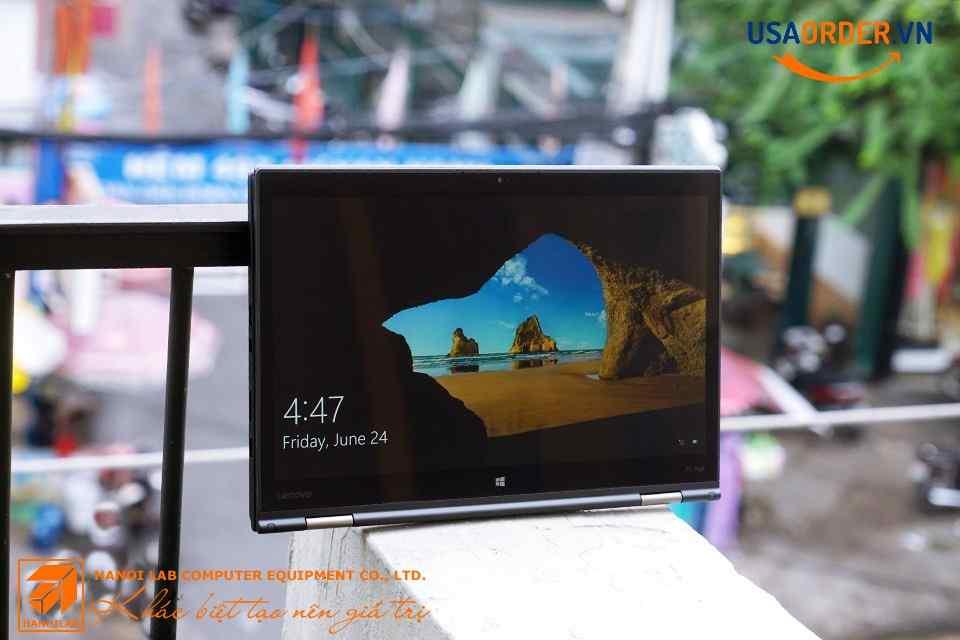Màn hình laptop ThinkPad X1 Yoga cảm ứng 14 inch rực rỡ