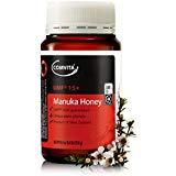 Comvita chứng nhận UMF 15+ (MGO 514+) Mật ong Manuka Tôi là thương hiệu Manuka số 1 của New Zealand I Raw, Non-GMO, Halal, and Kosher |  Siêu cao cấp (8.8 oz)