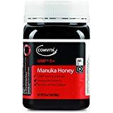 Comvita Certified UMF 5+ (MGO 83+) Mật ong Manuka I Số 1 của Manuka Brand New I Raw, không biến đổi gen, Halal và Kosher I Authentic (17.6 oz)