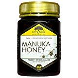 treeOvida Chứng nhận chất lượng hàng đầu của New Zealand MANUKA HONEY - Nguyên chất, Tinh khiết, Tất cả tự nhiên, Xác thực.  500mg;  MGO 83+