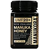 Manukora UMF 20+ (MGO 830+) Mật ong Manuka 500 gram