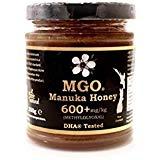 MGO Mật ong Manuka 600 + mg / kg Methylglyoxal 250g - Gói 6