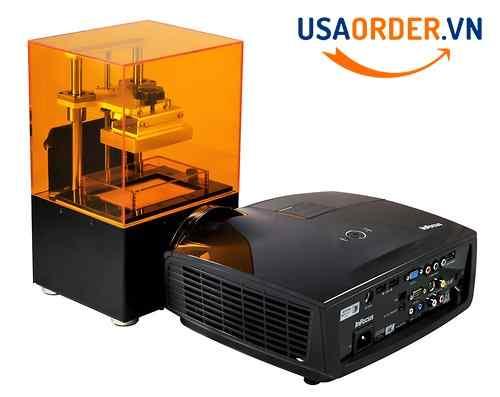 Máy In 3D SOLUS - Sản Phẩm Nhập Khẩu Trực Tiếp