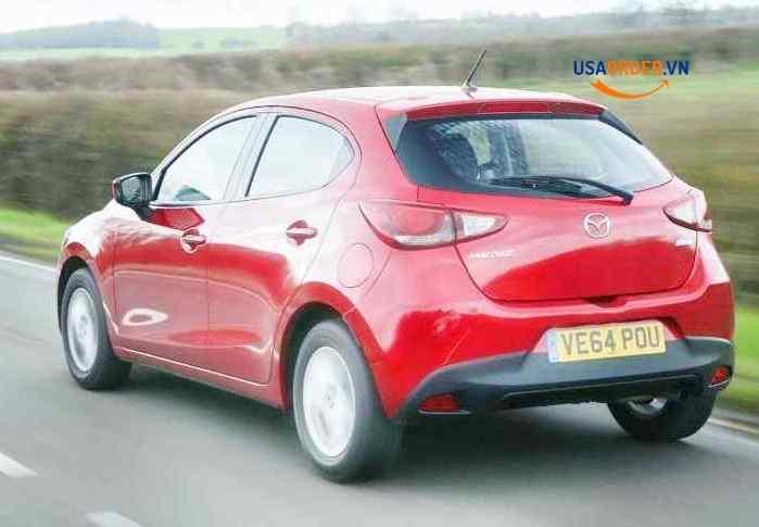 Mazda 2 Hàng Chính hãng nhập trực tiếp giá ưu đãi