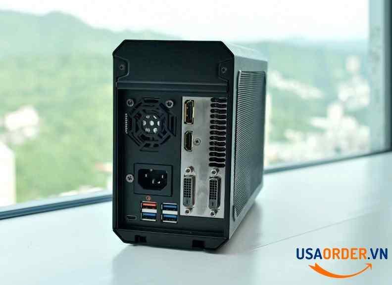 GIGABYTE Geforce GTX 1070 mini ITX OC 8G (GV-N1070IXOC-8GD)