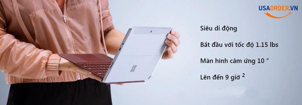 Order chính hãng New Surface Go