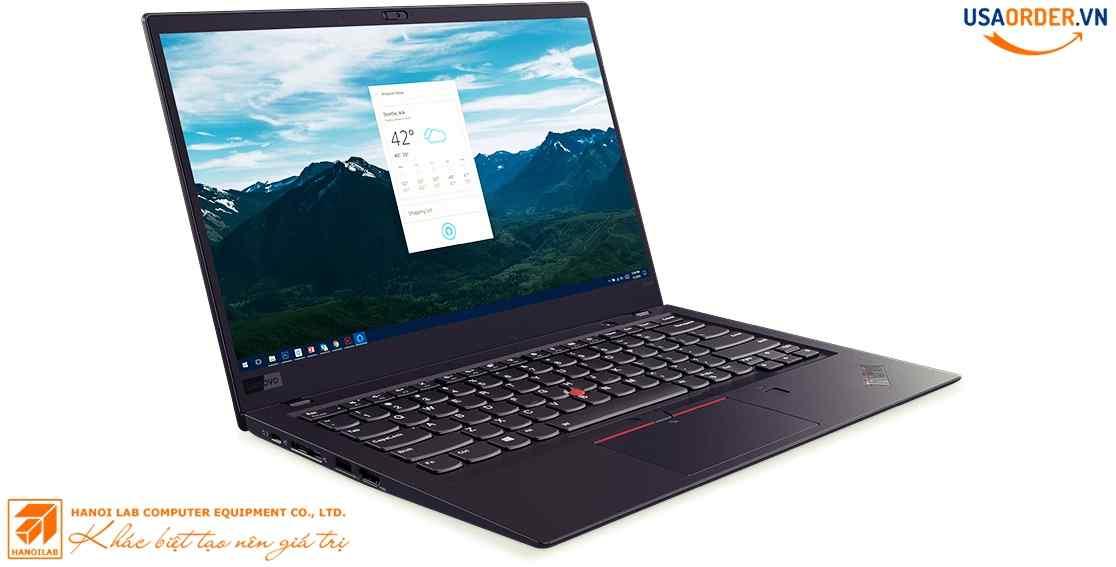 Thinkpad X1 Carbon Core i7-8650U / RAM 16GB / SSD 512GB / WQHD / Win10