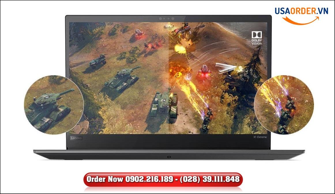 ThinkPad X1 Extreme Core i7-8750H / RAM 16GB / SSD 512GB / GTX 1050Ti / FullHD