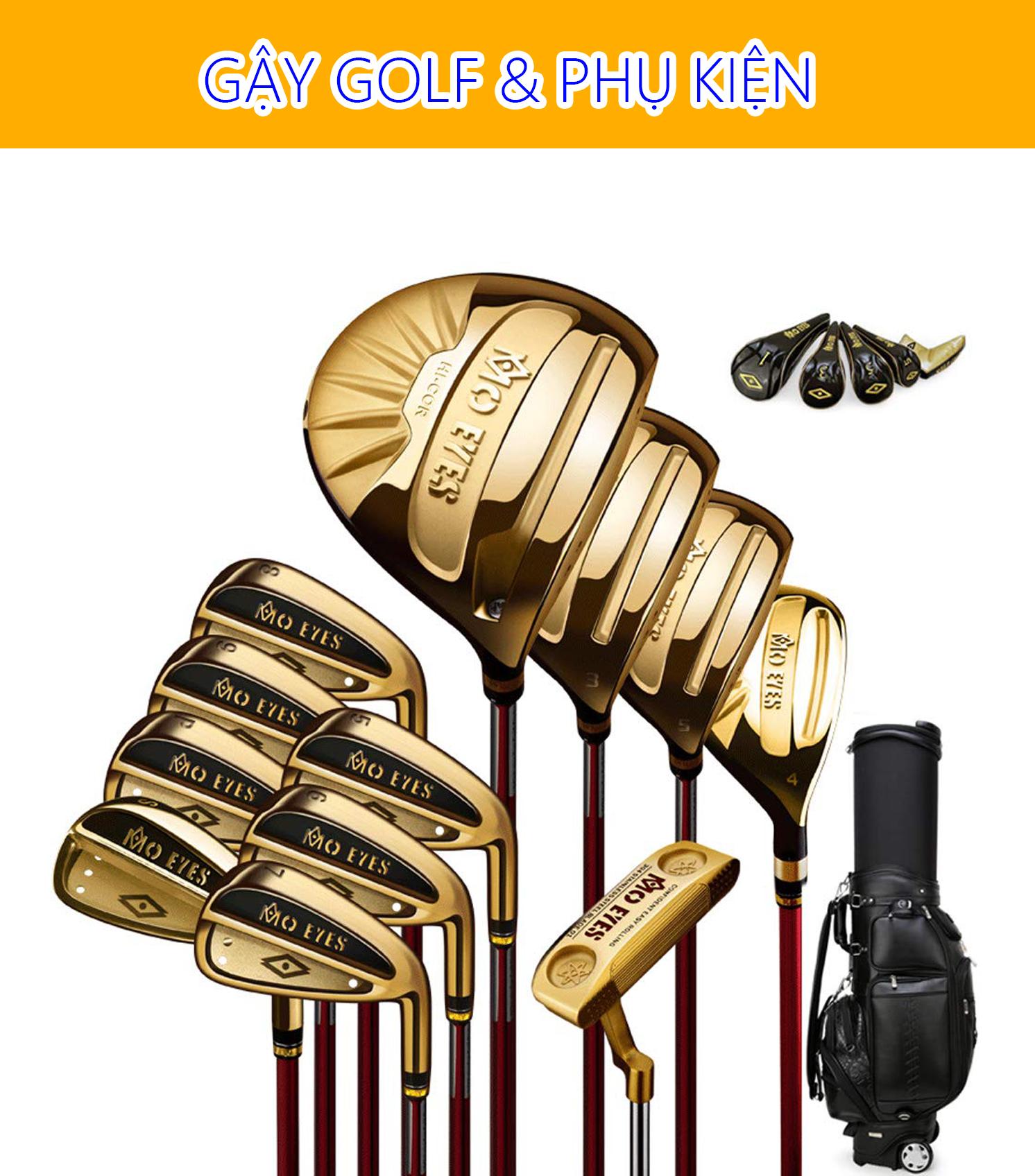 Gậy Golf và Phụ Kiện