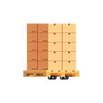 Hàng được chuyển đến kho USA Oder tại Mỹ