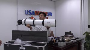 Kính Thiên Văn Khúc Xạ Orion EON Triplet đặt từ Mỹ tại USAORDER