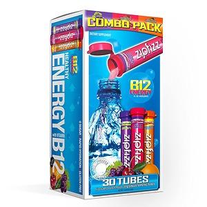 Bột Bổ Sung Vitamin Zipfizz Healthy Energy Drink Mix 11g - Nhập Khẩu Mỹ