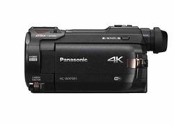 Hàng chính hãng Panasonic HC-WXF991K 4K Ultra HD