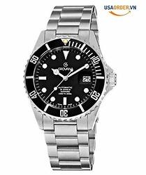 Đặt đồng hồ Thụy sỹ chính hãng: Đồng hồ Grovana giá khuyến mãi 30%