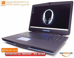 Mua laptop Alienware ở tphcm uy tín, đặt hàng ngay Alienware